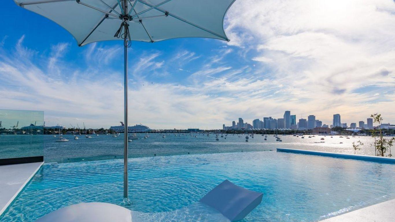 Villa Annie, Venetian Islands, Miami, USA