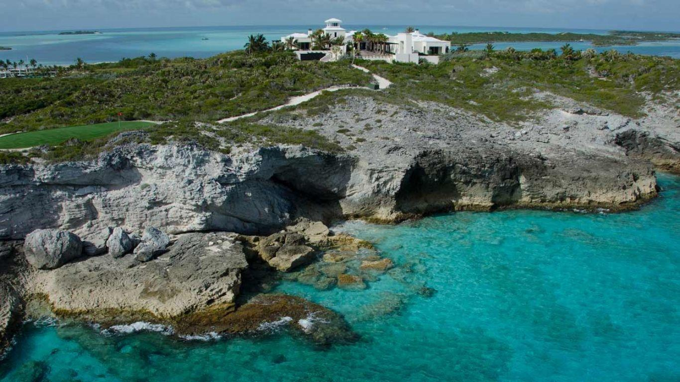 Over Yonder Cay Villa Fiamma, Over Yonder Cay, Private Islands, Bahamas