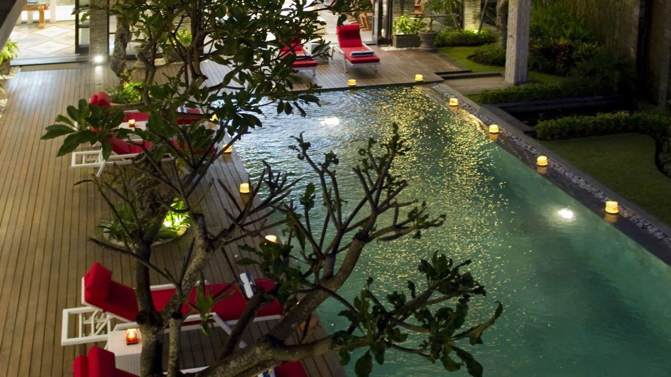 Villa Anna, Batu Belig, Bali, Indonesia