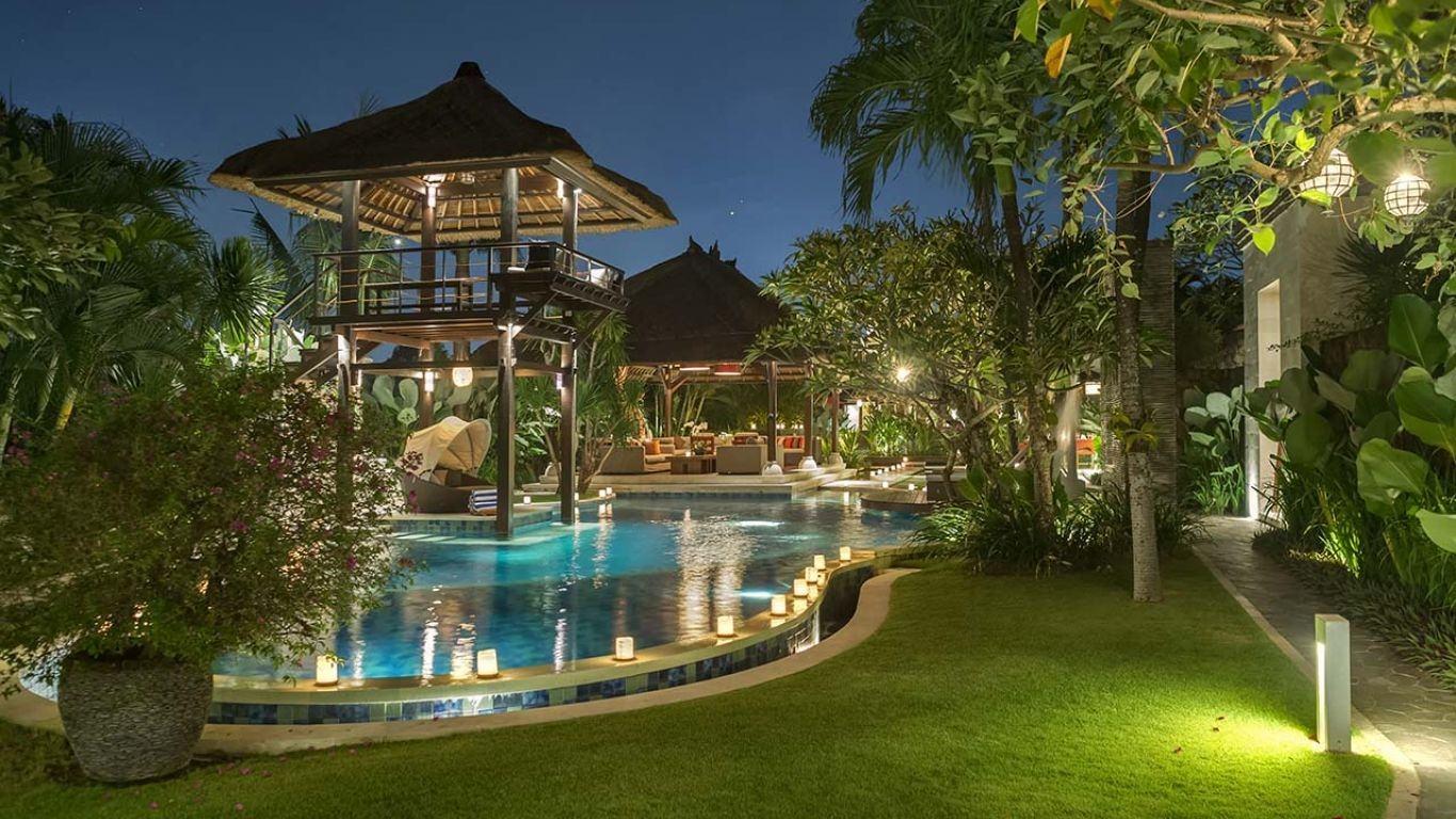 Villa Nancy, Batu Belig, Bali, Indonesia
