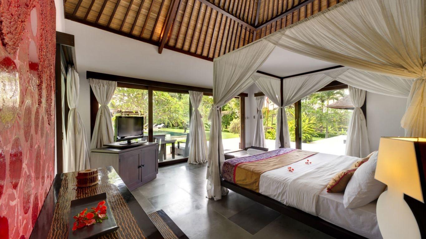 Villa Sari, Canggu, Bali, Indonesia