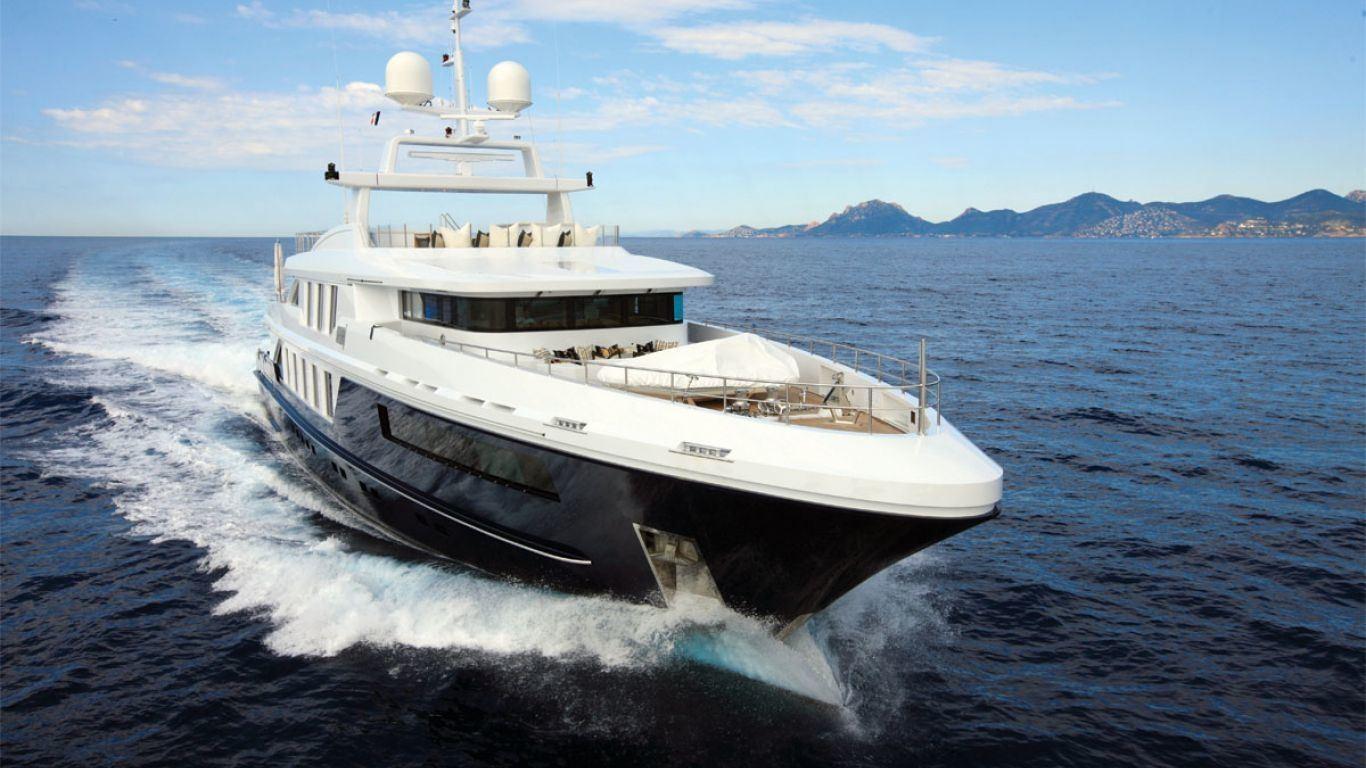 Yacht Clicia 137, Yachts, Yachts, France
