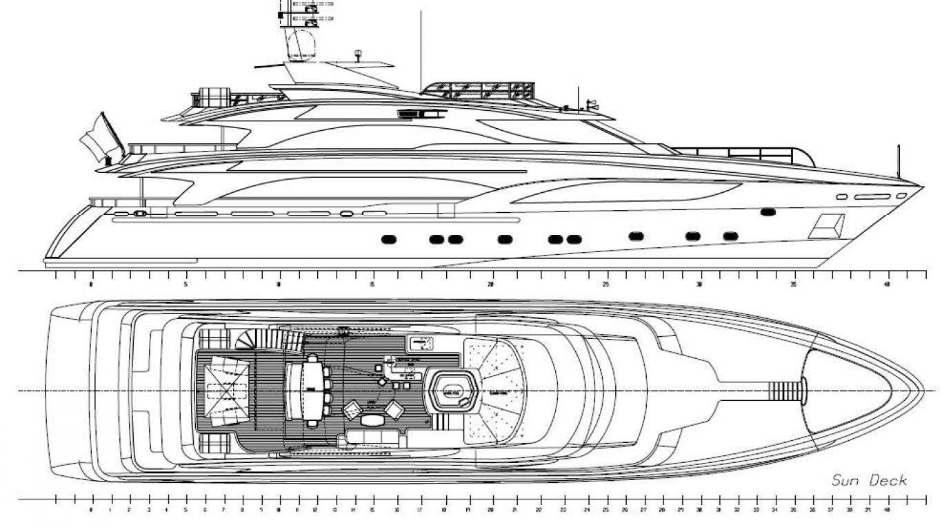 Yacht Diane 141, Yachts, Yachts, France