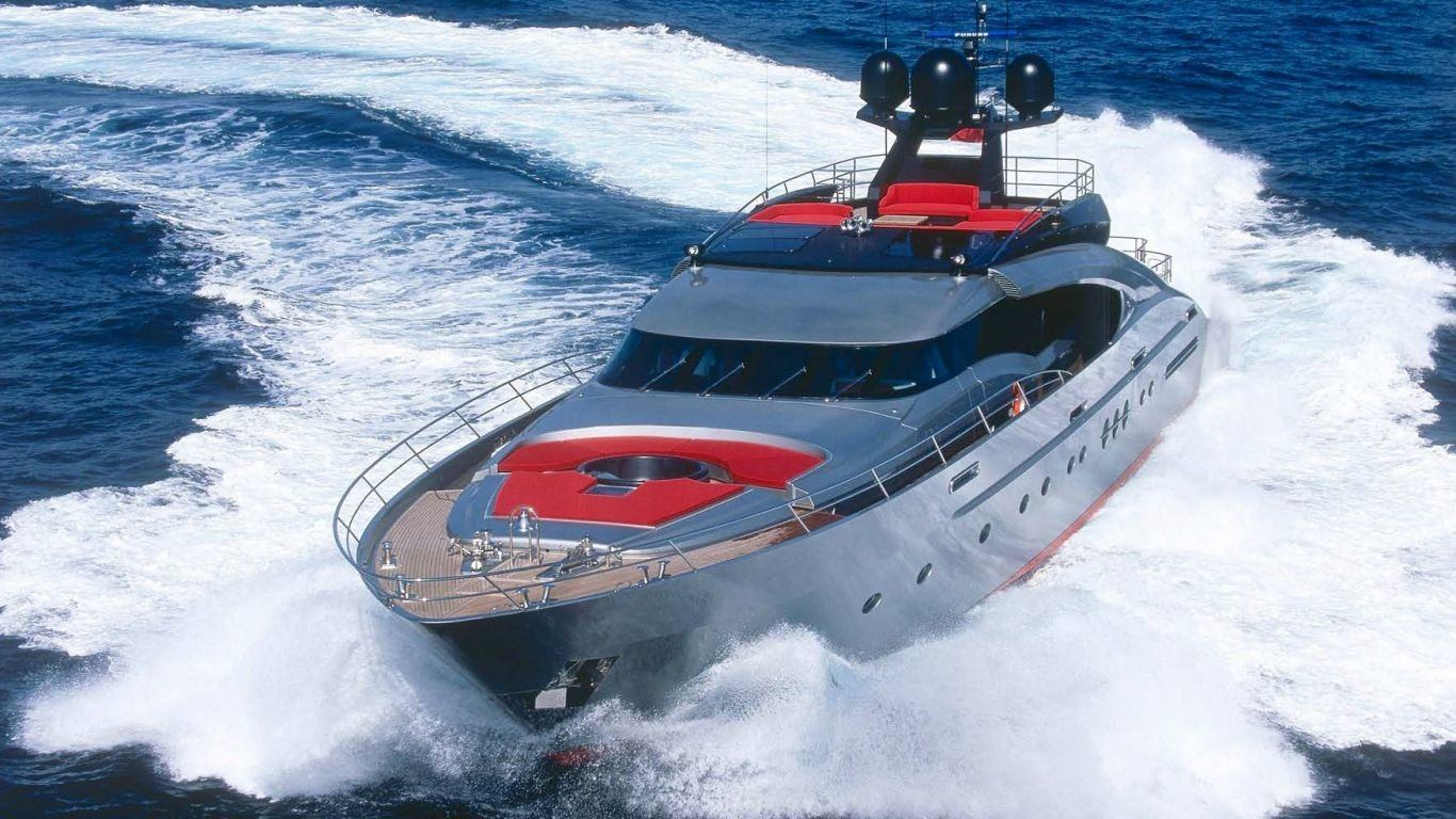 Yacht Dragon 136, Yachts, Yachts, France