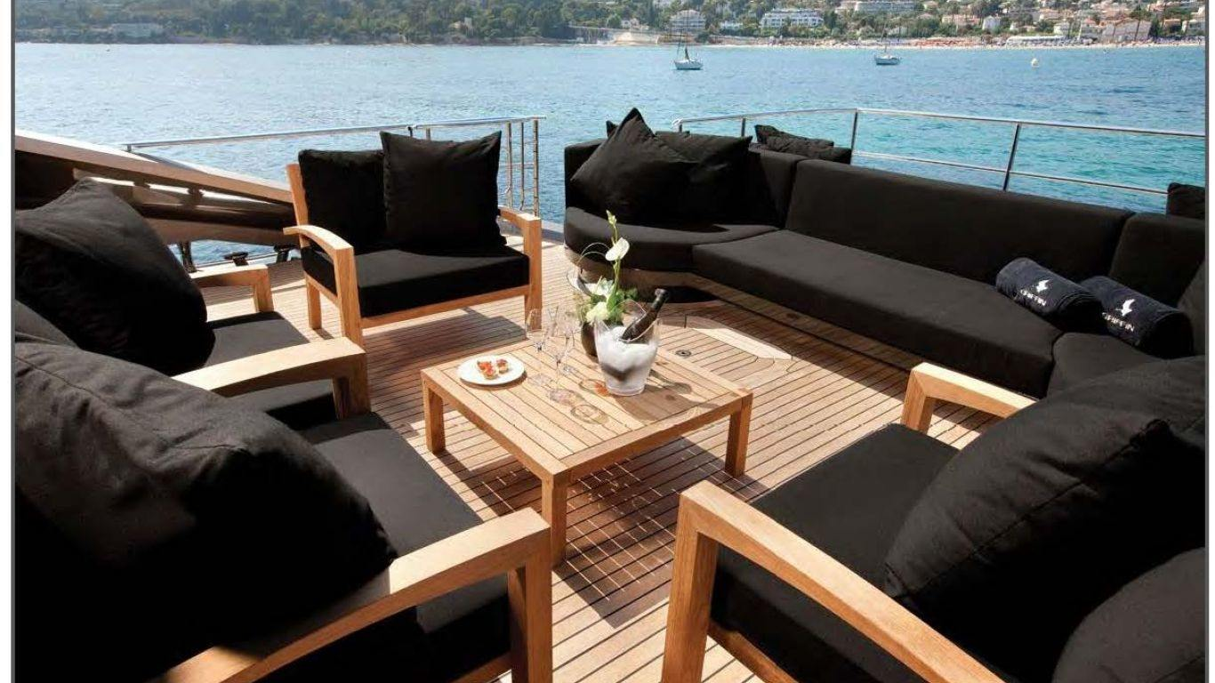 Yacht Griffin 136, Yachts, Yachts, France