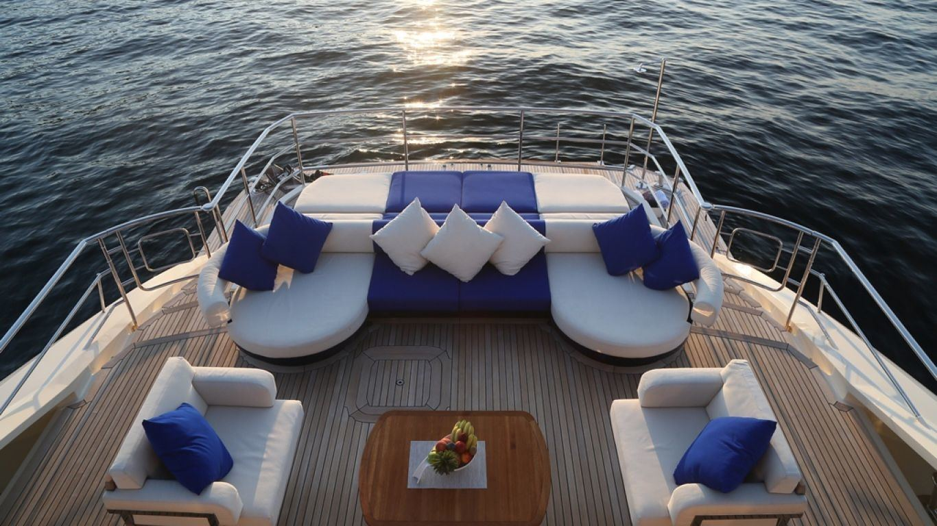 Yacht Plus Too 135, Yachts, Yachts, France
