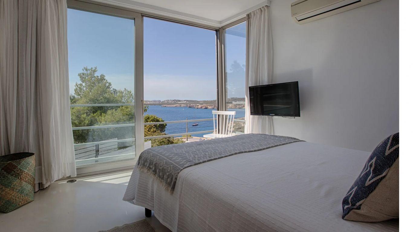 Villa Marie, Cala Moli, Ibiza, Spain