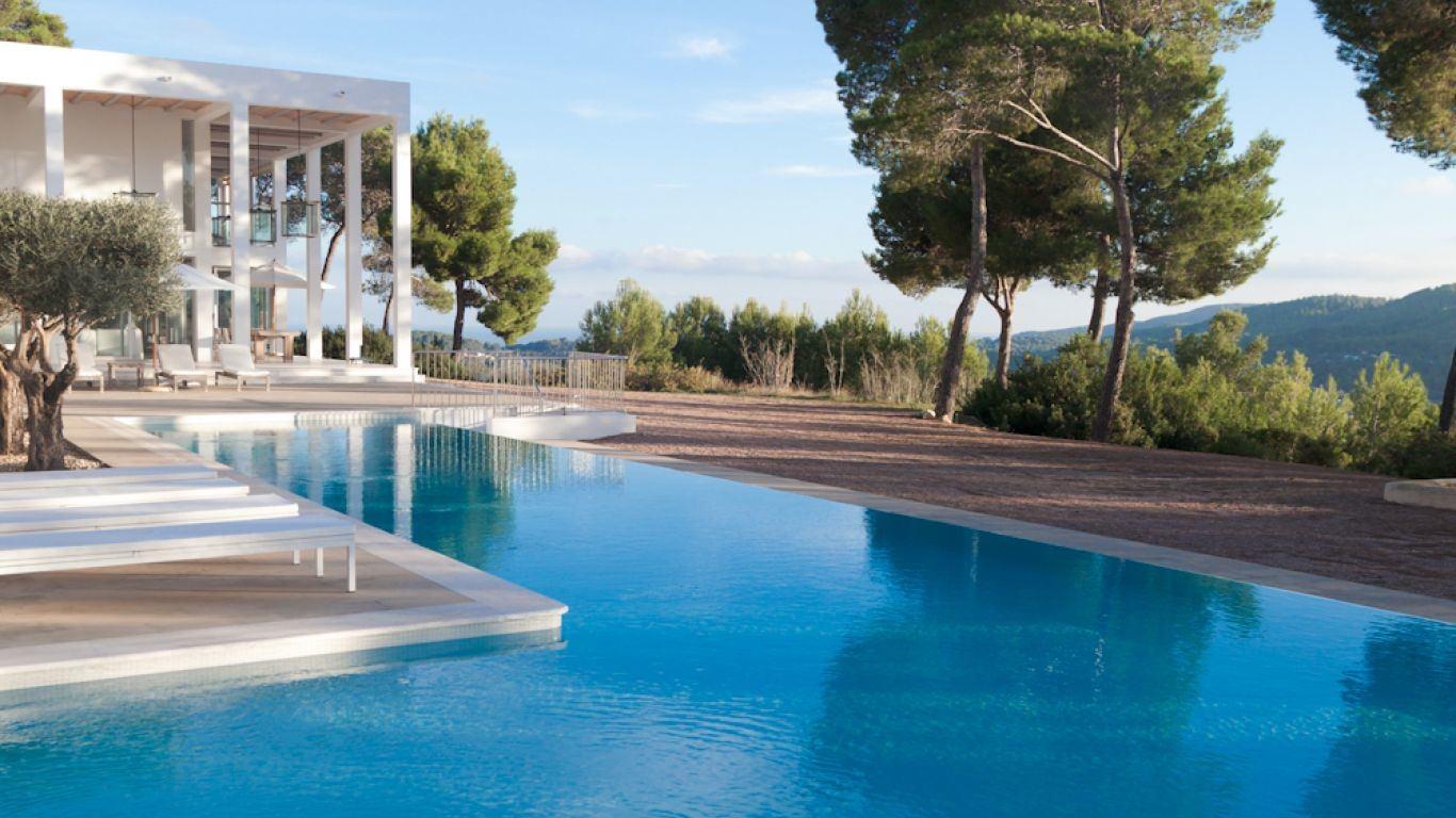 Villa Rachel, San Lorenz, Ibiza, Spain