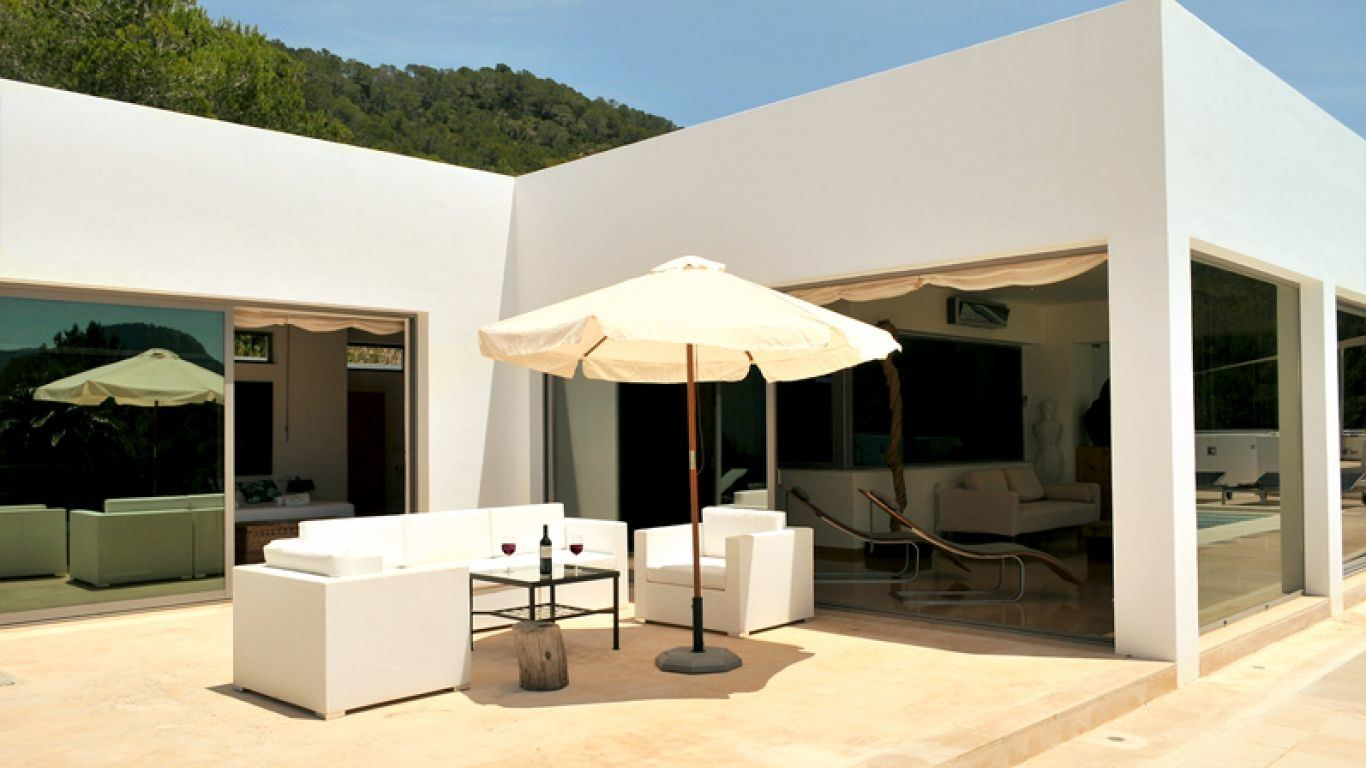 Villa Lillian, Cala Tarida, Ibiza, Spain