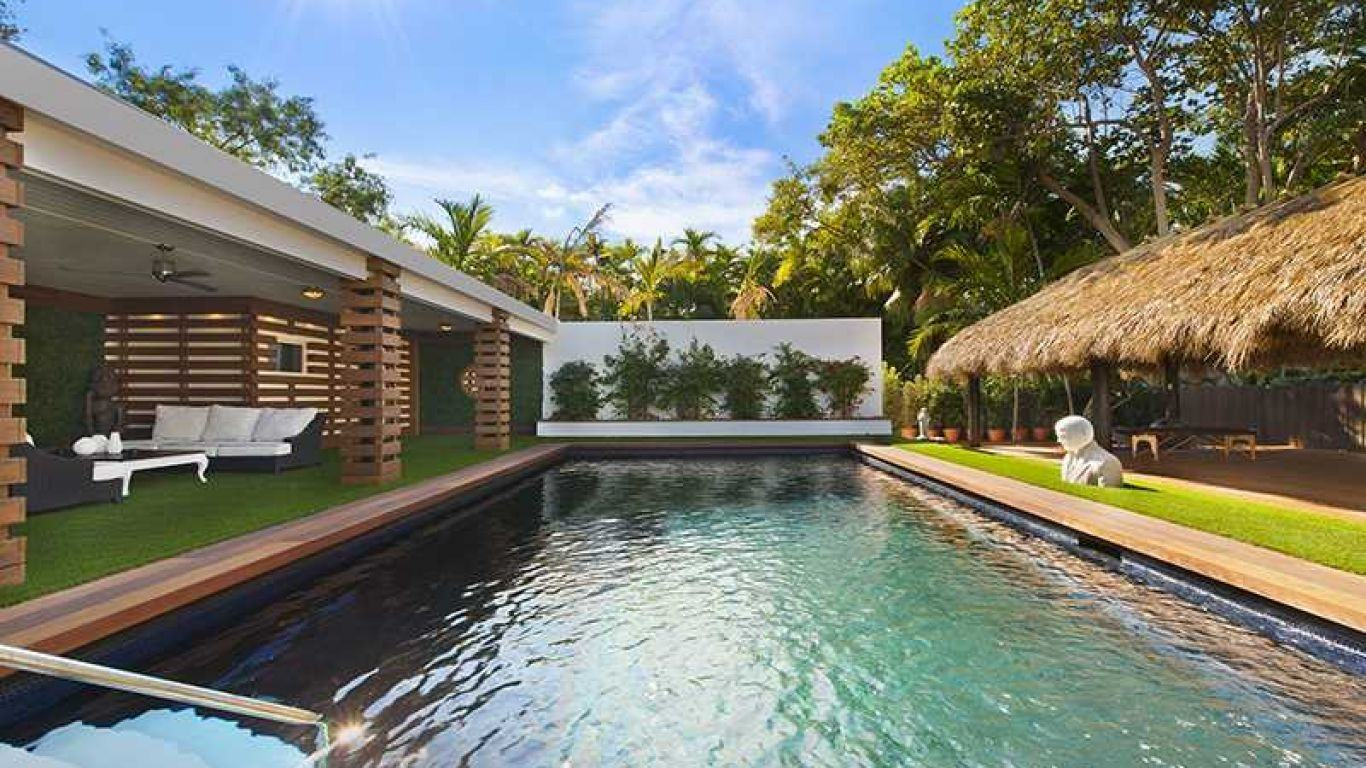 Villa Eleanor , La Gorce, Miami, USA