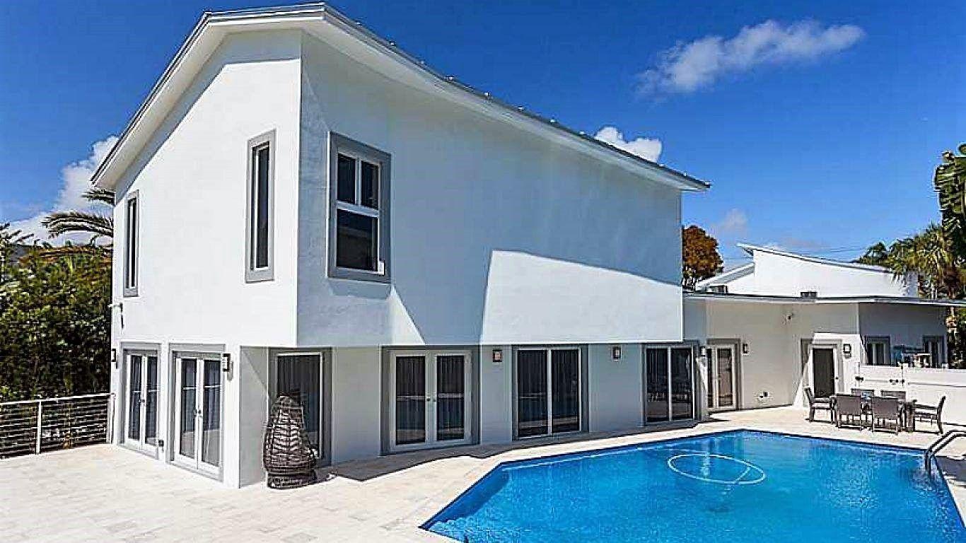 Villa Leslie, Normandy Shores, Miami, USA