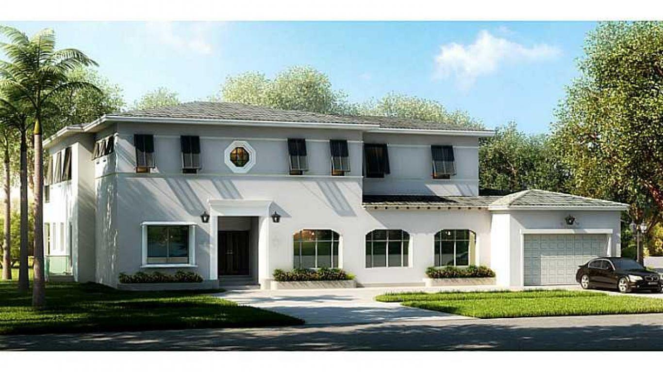 Villa Vanessa, La Gorce, Miami, USA