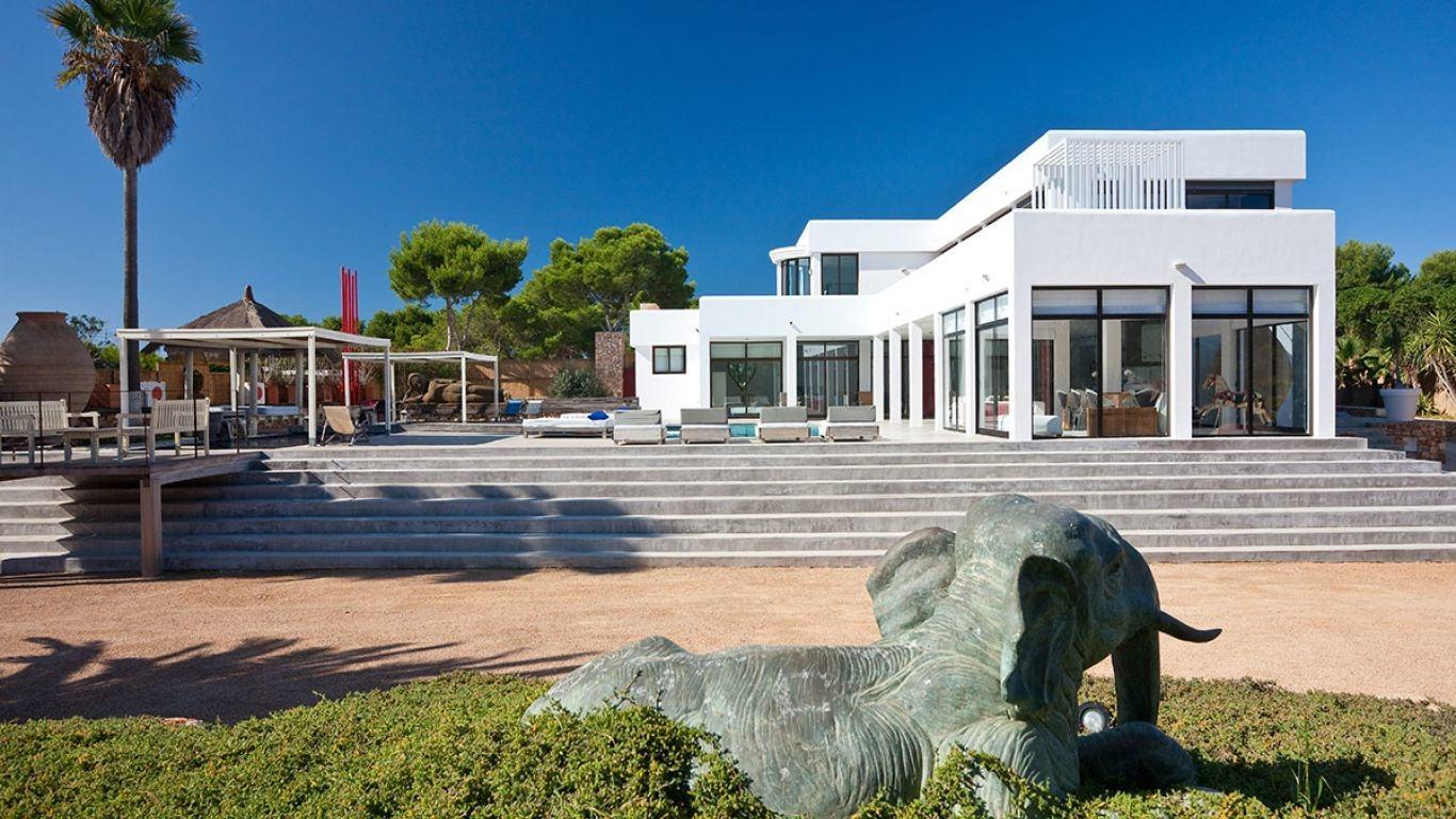 Villa Bobbie, San Joseph / San Jorge, Ibiza, Spain