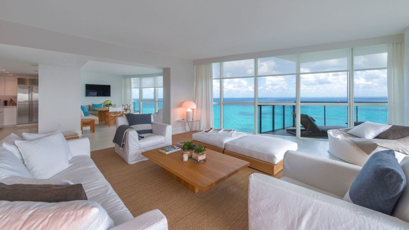 Setai Penthouse B, South Beach, Miami, USA