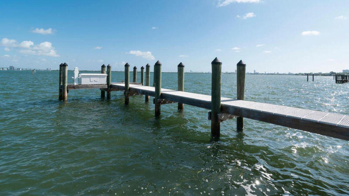 Villa Katrina, South Beach, Miami, USA