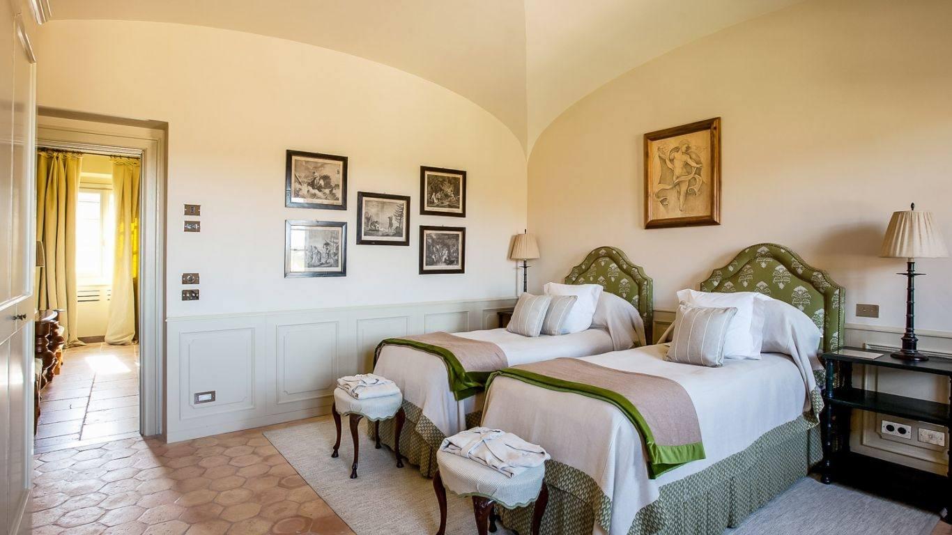 Villa Grace, Montalcino, Tuscany, Italy