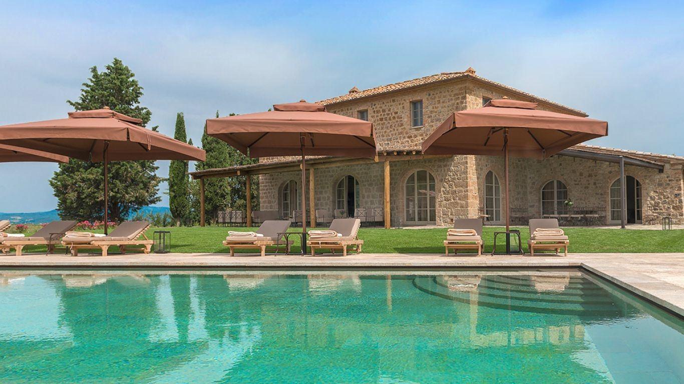 Villa Marina, Siena, Tuscany, Italy