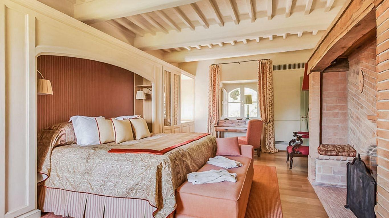 Villa Betty, Montalcino, Tuscany, Italy