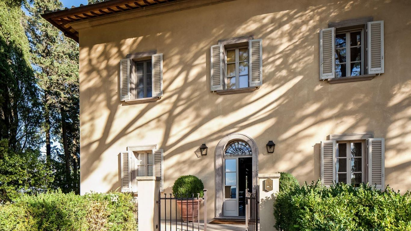 Villa Daisy, Montalcino, Tuscany, Italy