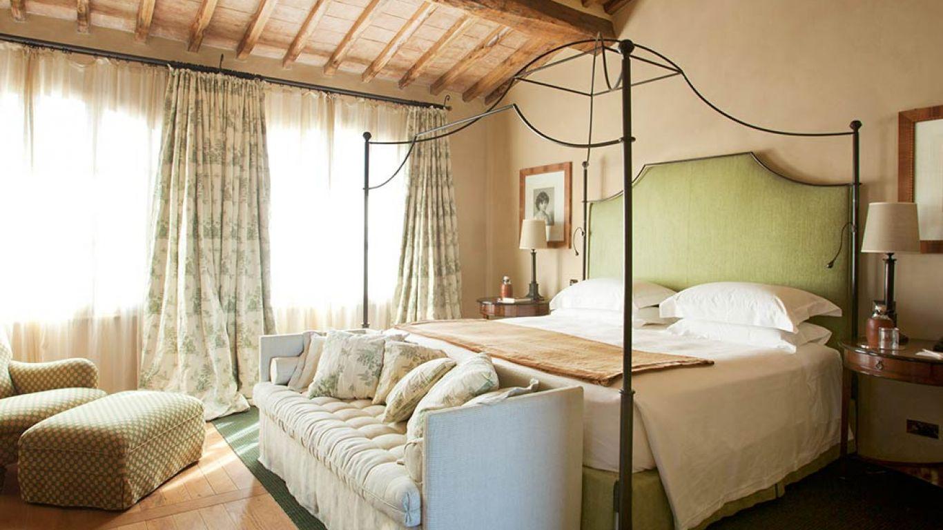 Villa Falcia, Siena, Tuscany, Italy