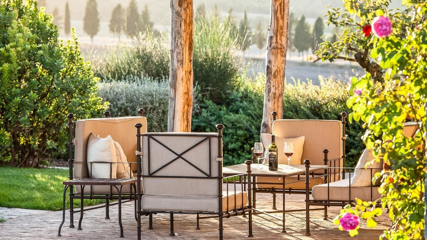 Villa Isabella, Montalcino, Tuscany, Italy