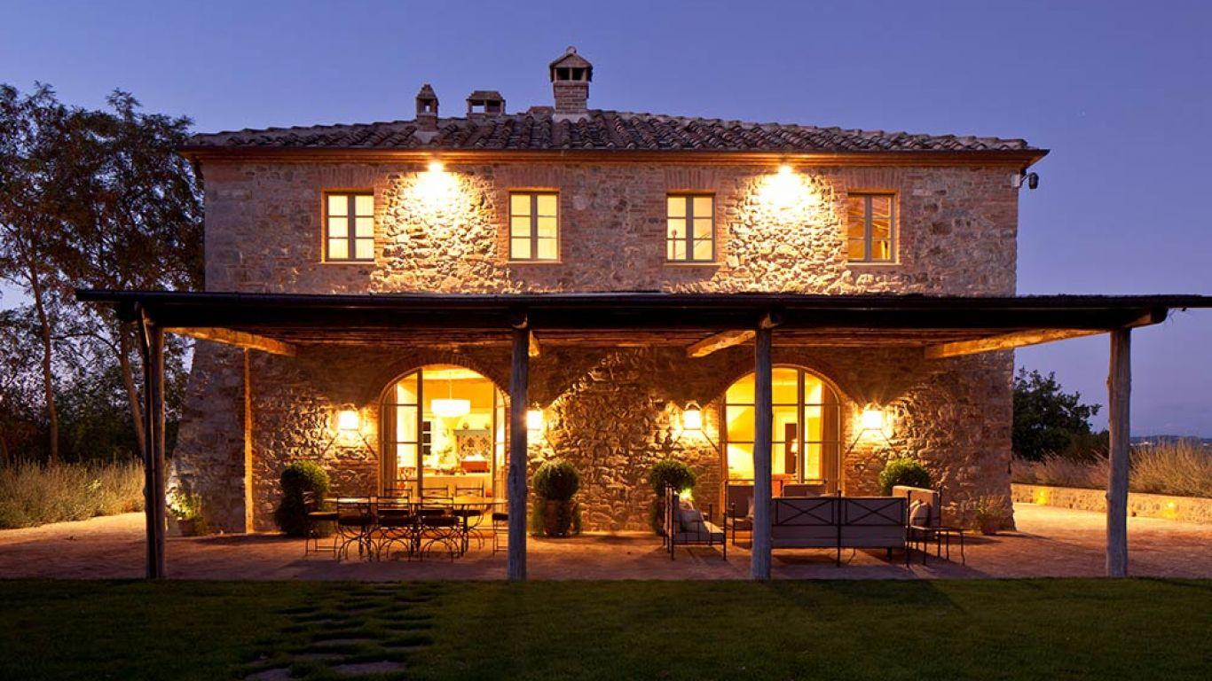 Villa Julie, Siena, Tuscany, Italy
