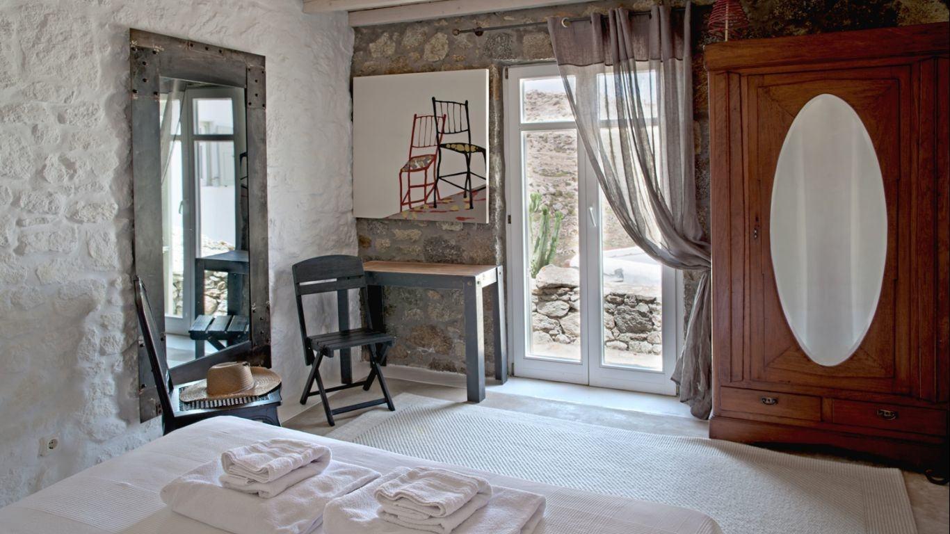 Villa Emily, Saint Lazaros, Mykonos, Greece