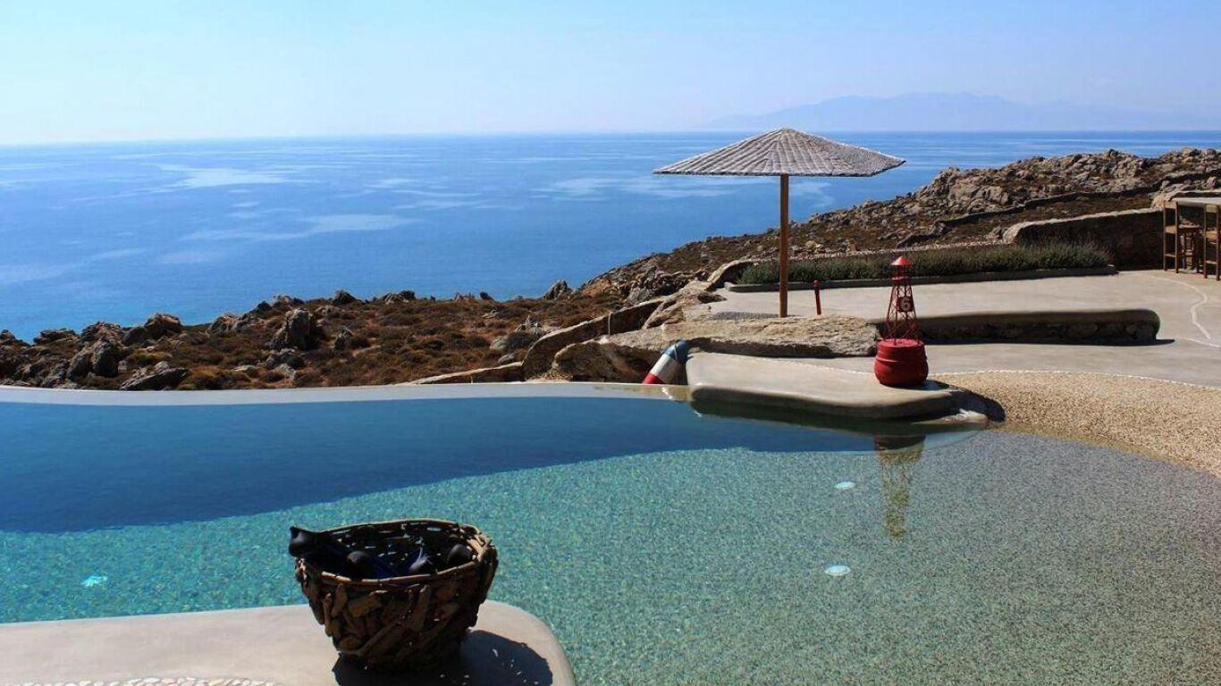 Villa Tanya II, Agrari, Mykonos, Greece