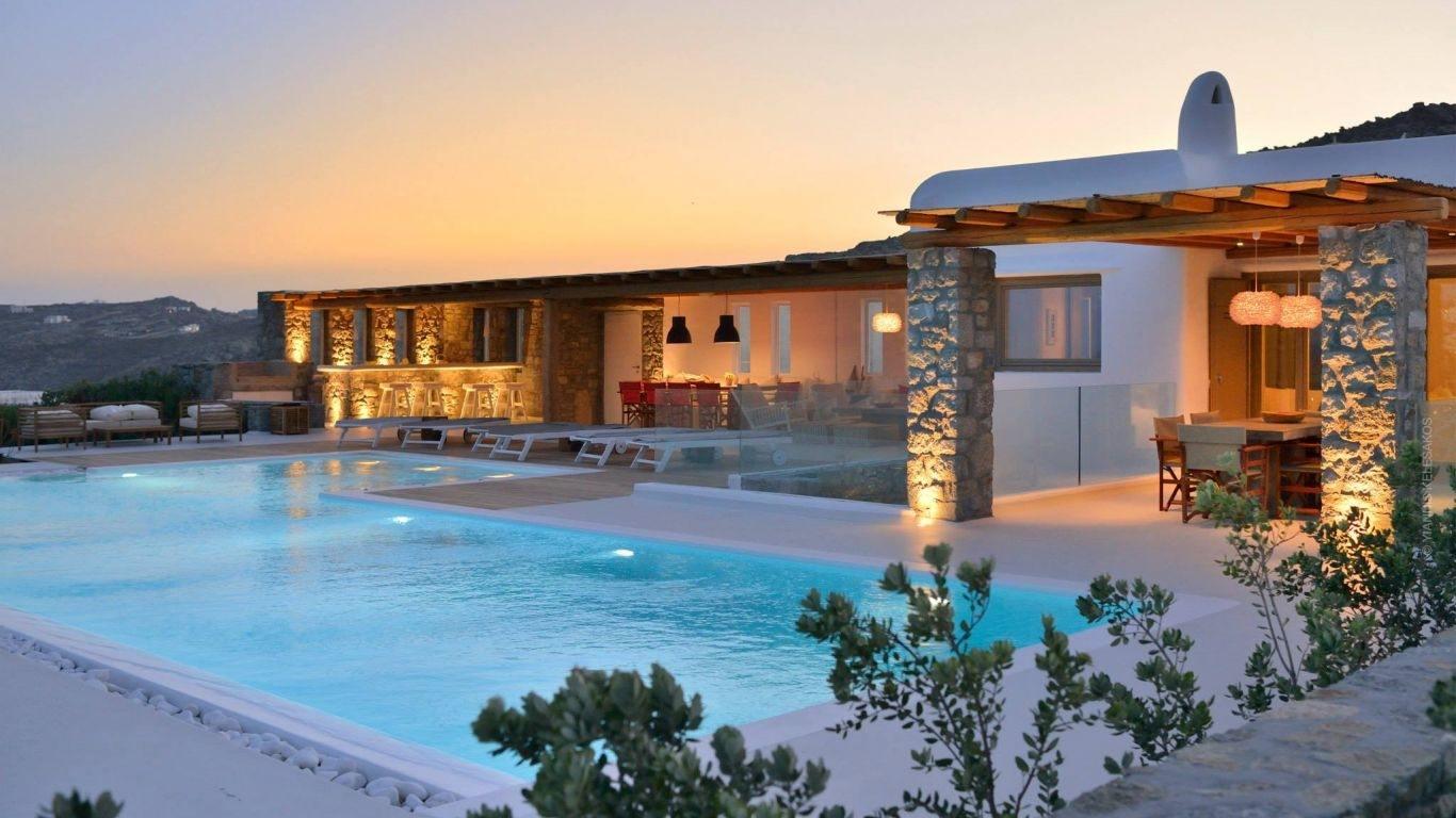 Villa Magda, Elia, Mykonos, Greece