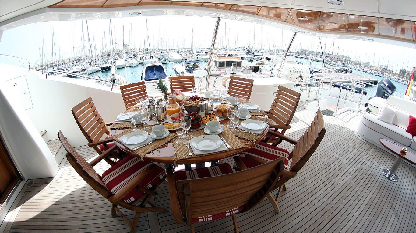 Yacht Anypa 98, Yachts, Yachts, Spain