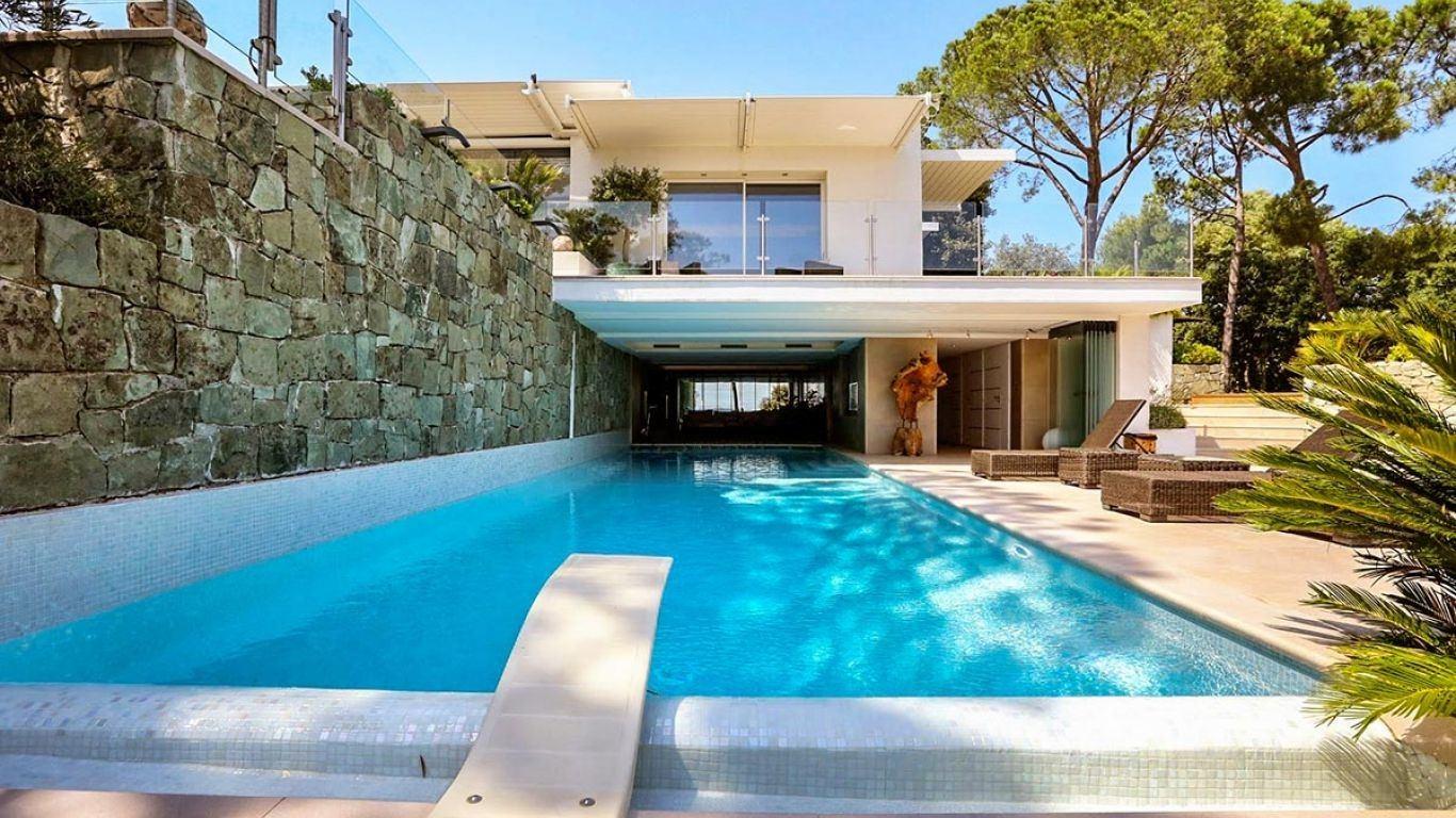 Villa Erin, Ste. Maxime, St. Tropez, France