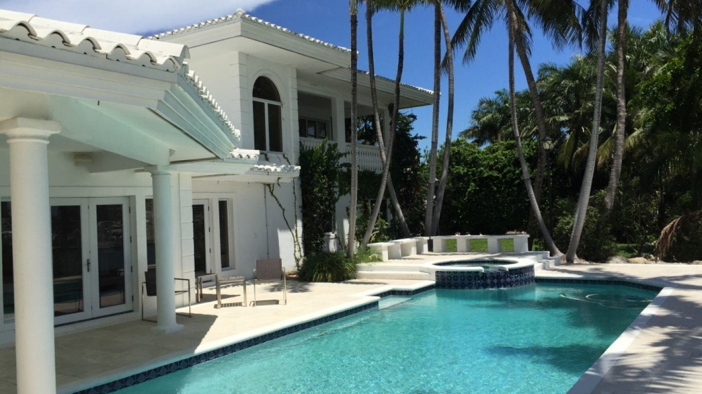 Villa Florina, The Islands, Miami, USA