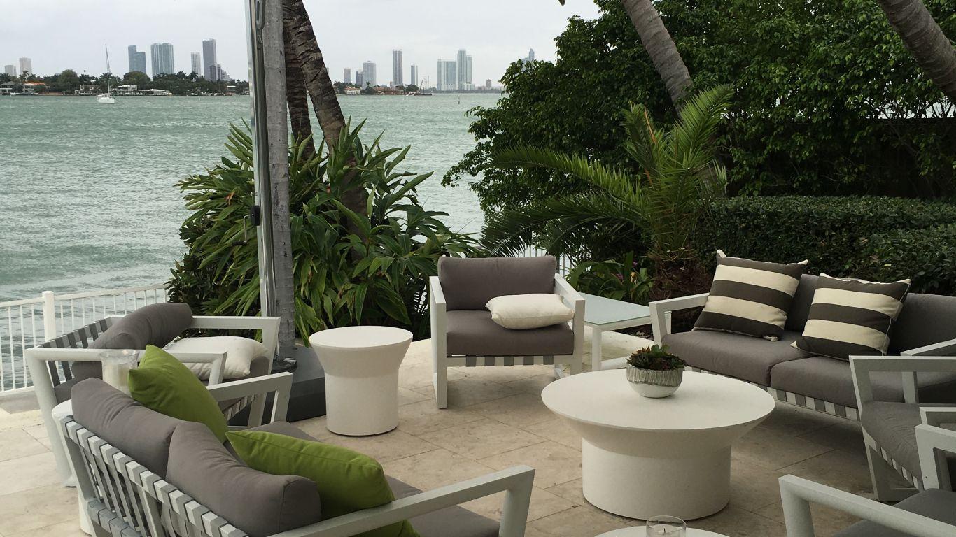 Villa Florina, Sunset Islands, Miami, USA