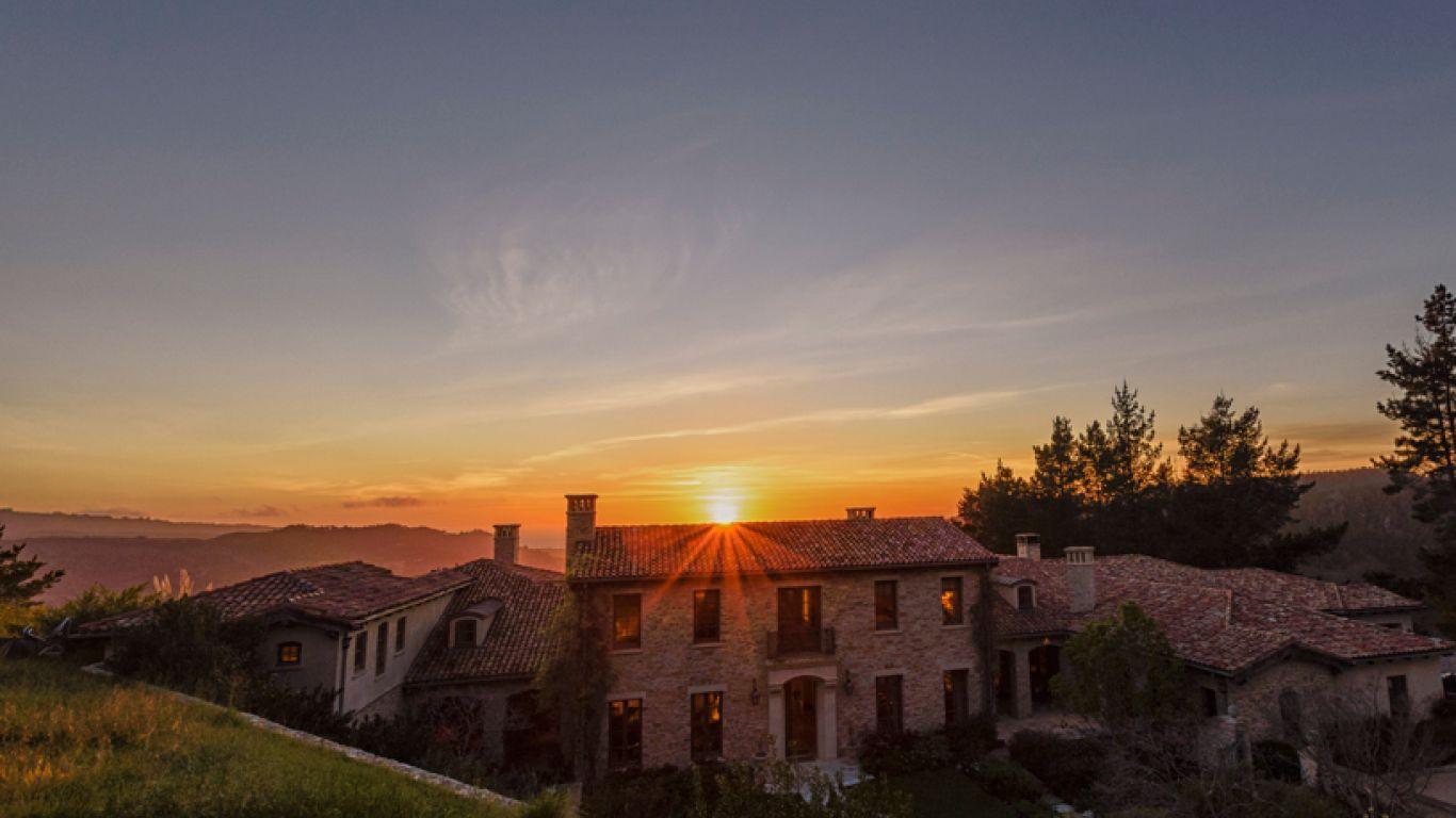 Villa Caroline, Carmel Valley, Carmel, USA