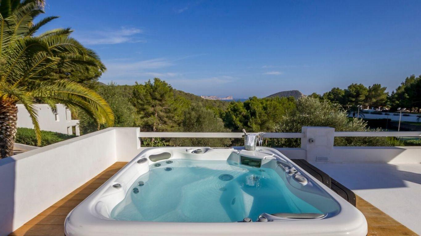 Villa Calina, Es Cubells, Ibiza, Spain