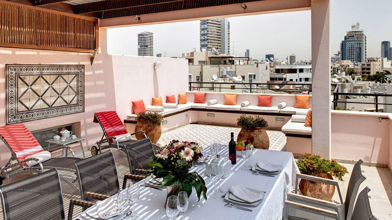 Apartment John, City Center, Tel Aviv, Israel