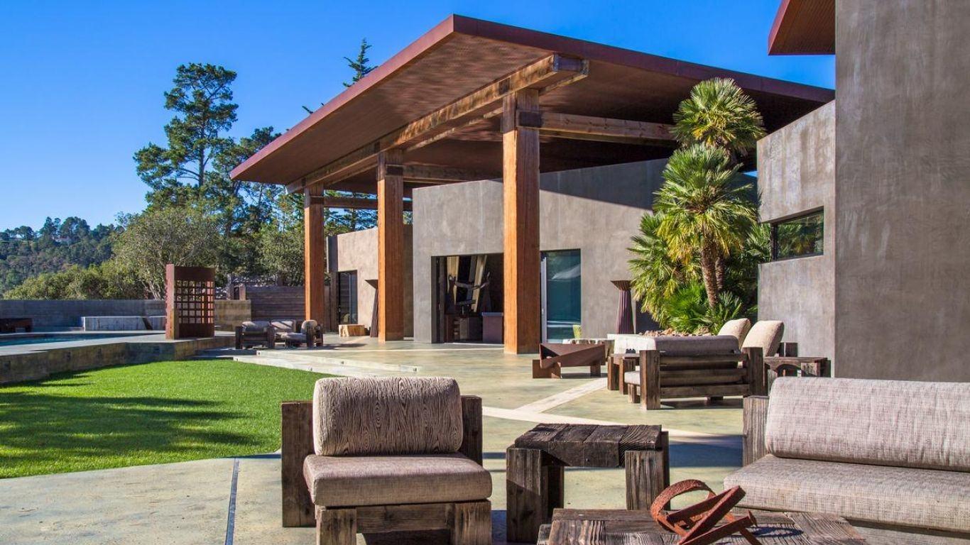 Villa Ferrari, Carmel Valley, Carmel, USA