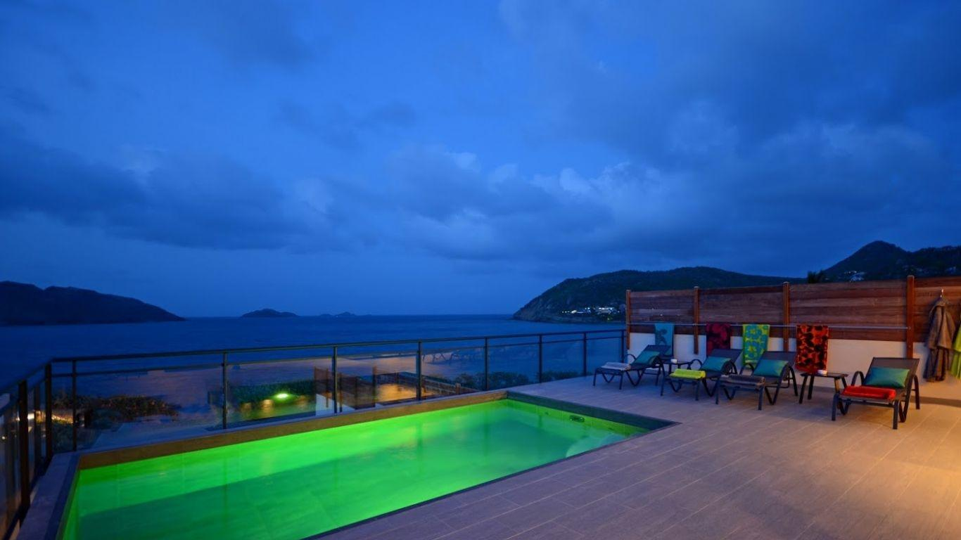 Villa Marium, Flamands Beach, St. Barth, France