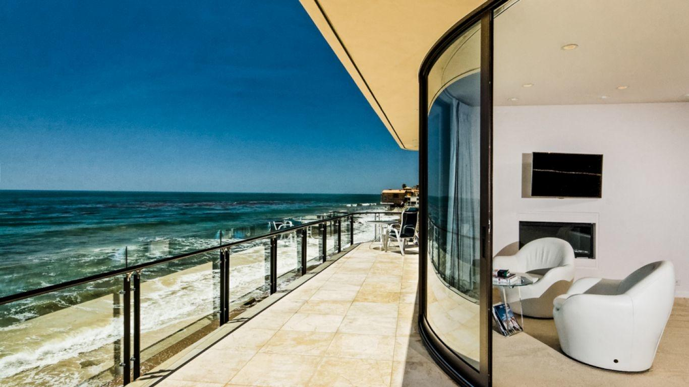 Villa Lavina, Malibu, Los Angeles, USA