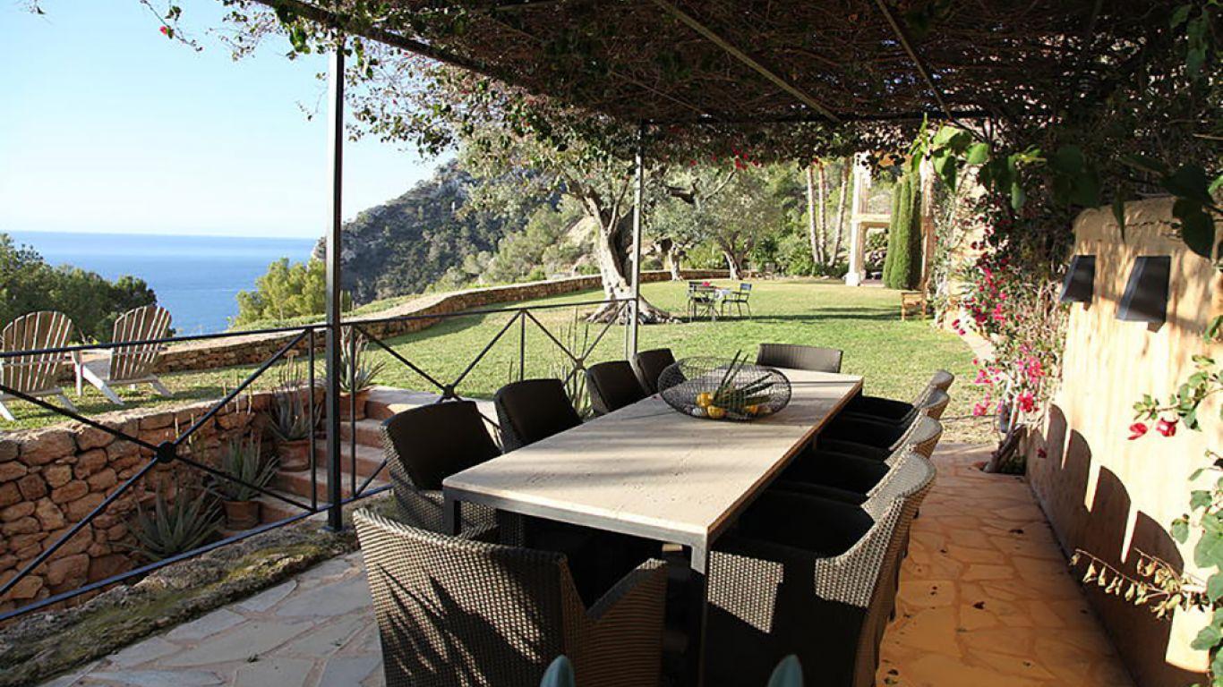 Villa Jade, Es Cubells, Ibiza, Spain
