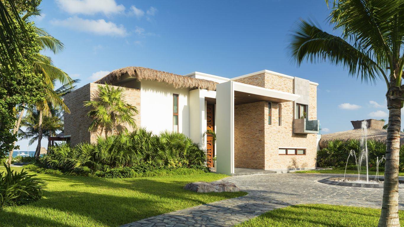 Villa Delilah,  Puerto Morelos, Playa del Carmen, Mexico
