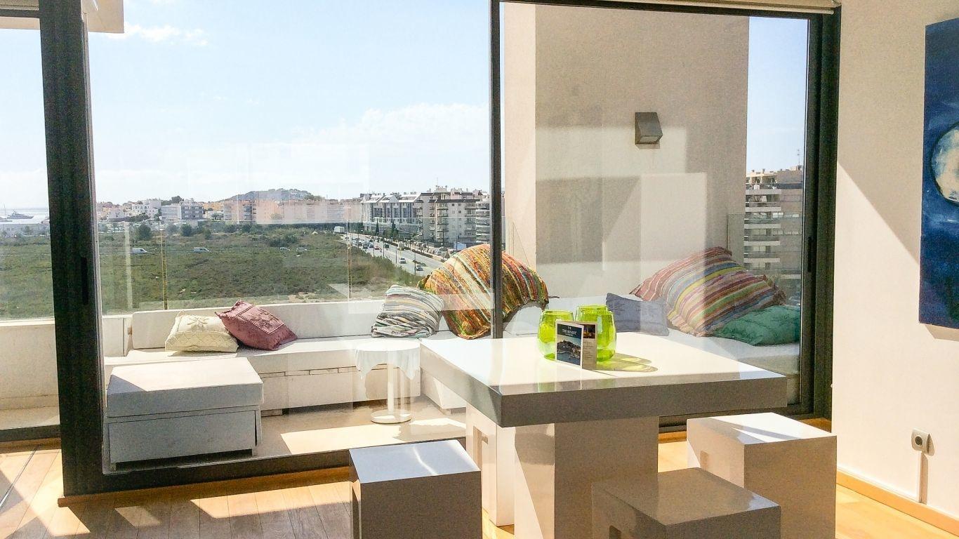 Penthouse Carlos, Marina Botafoch, Ibiza, Spain