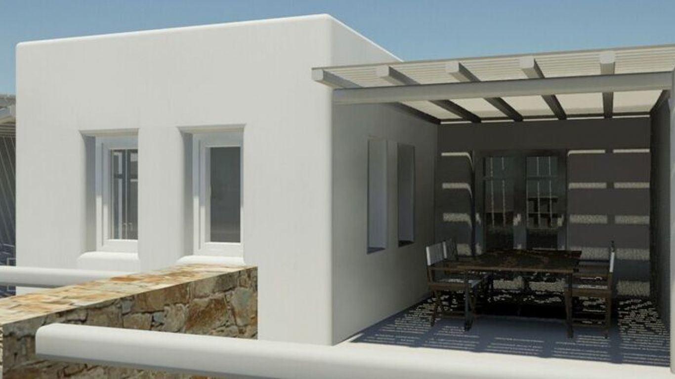 Villa Suzzy, Elia, Mykonos, Greece
