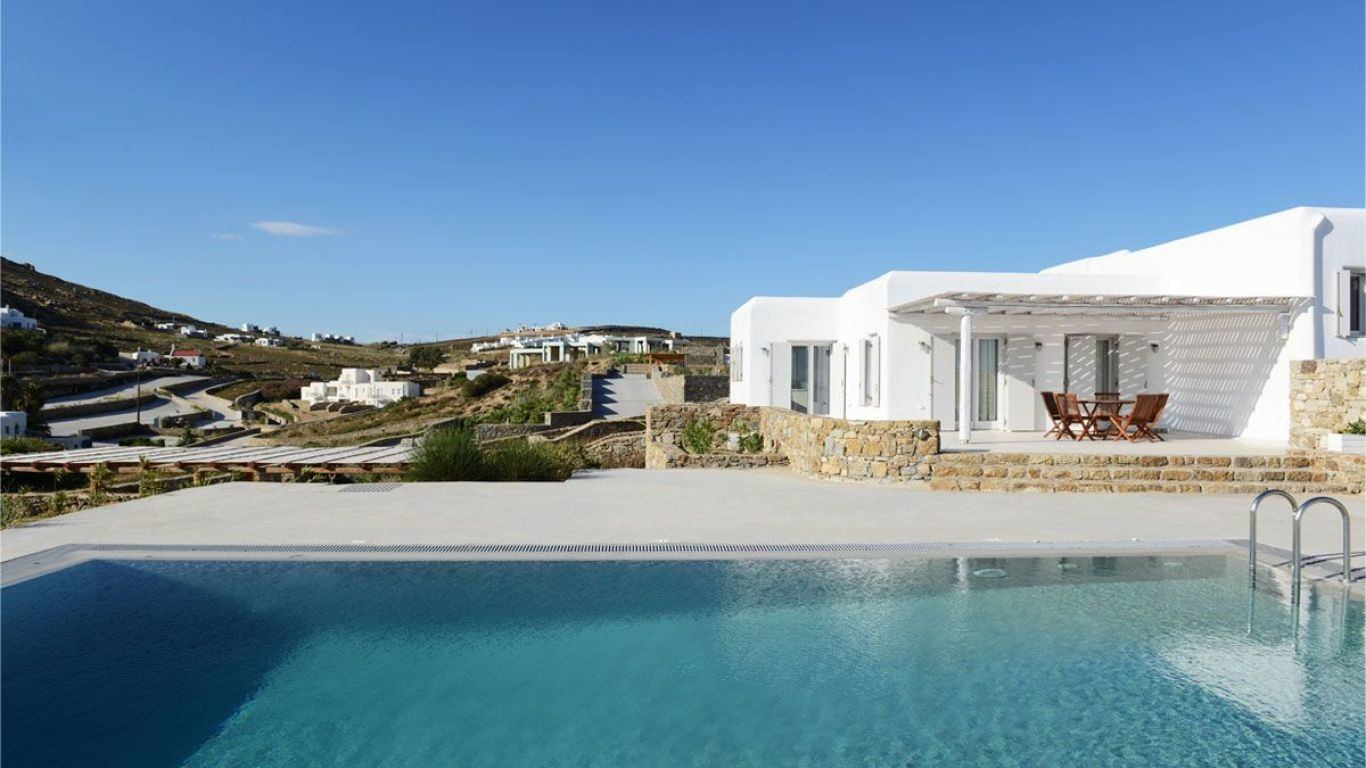 Villa Francy, Elia, Mykonos, Greece