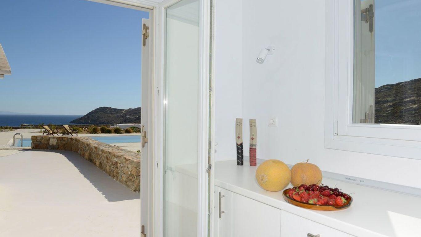 Villa Francy, Elia, Mykonos, Greece