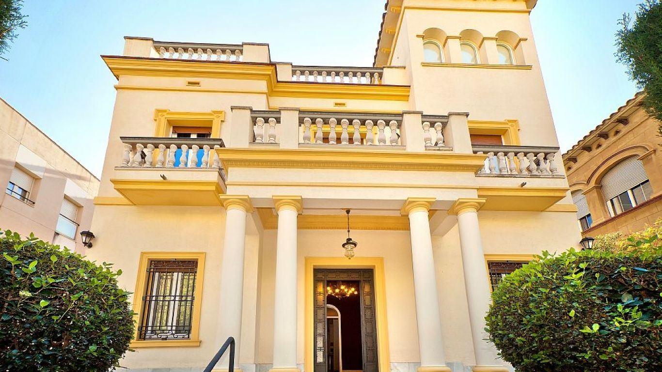 Villa Caitlin, El Carmel, Barcelona, Spain
