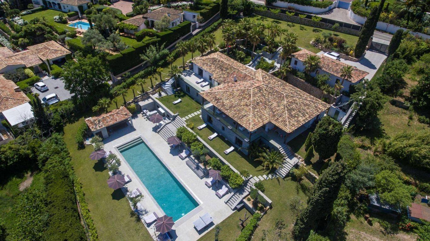 Villa Gabrielle, Tahiti, St. Tropez, France
