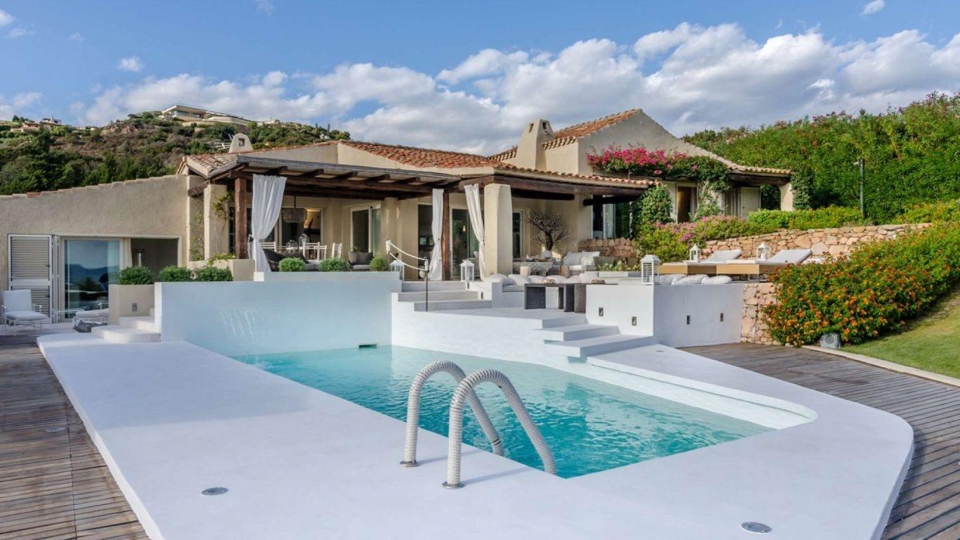 Villa Deb, Costa Smeralda, Sardinia, Italy
