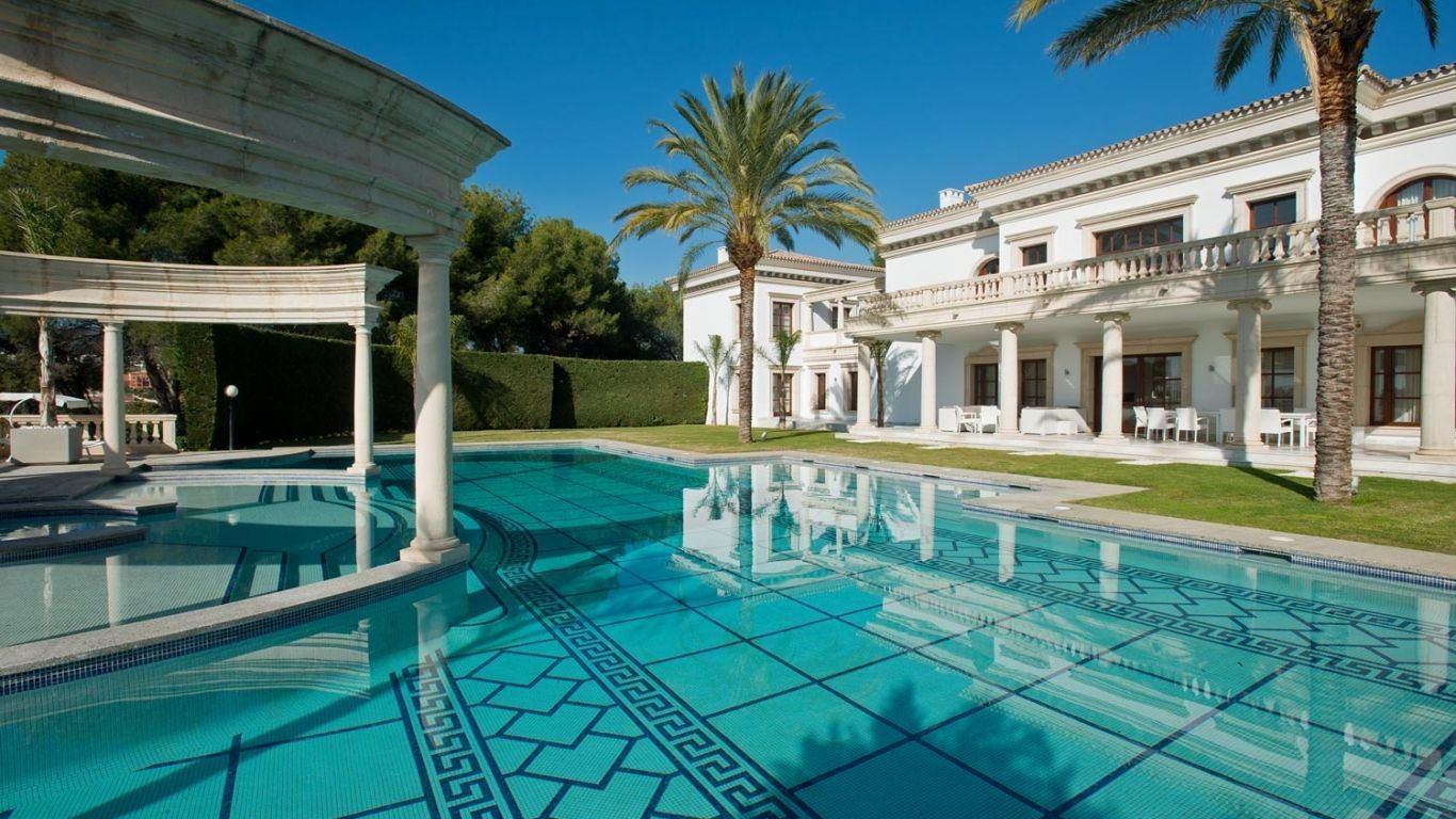 Villa Dervila, Valle del Sol, Marbella, Spain
