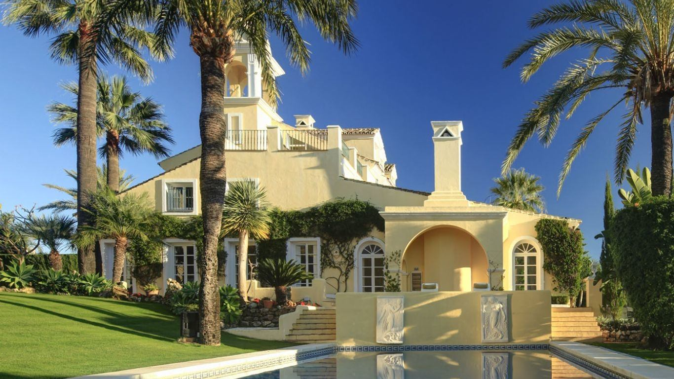 Villa Alisa, Puerto Banus, Marbella, Spain